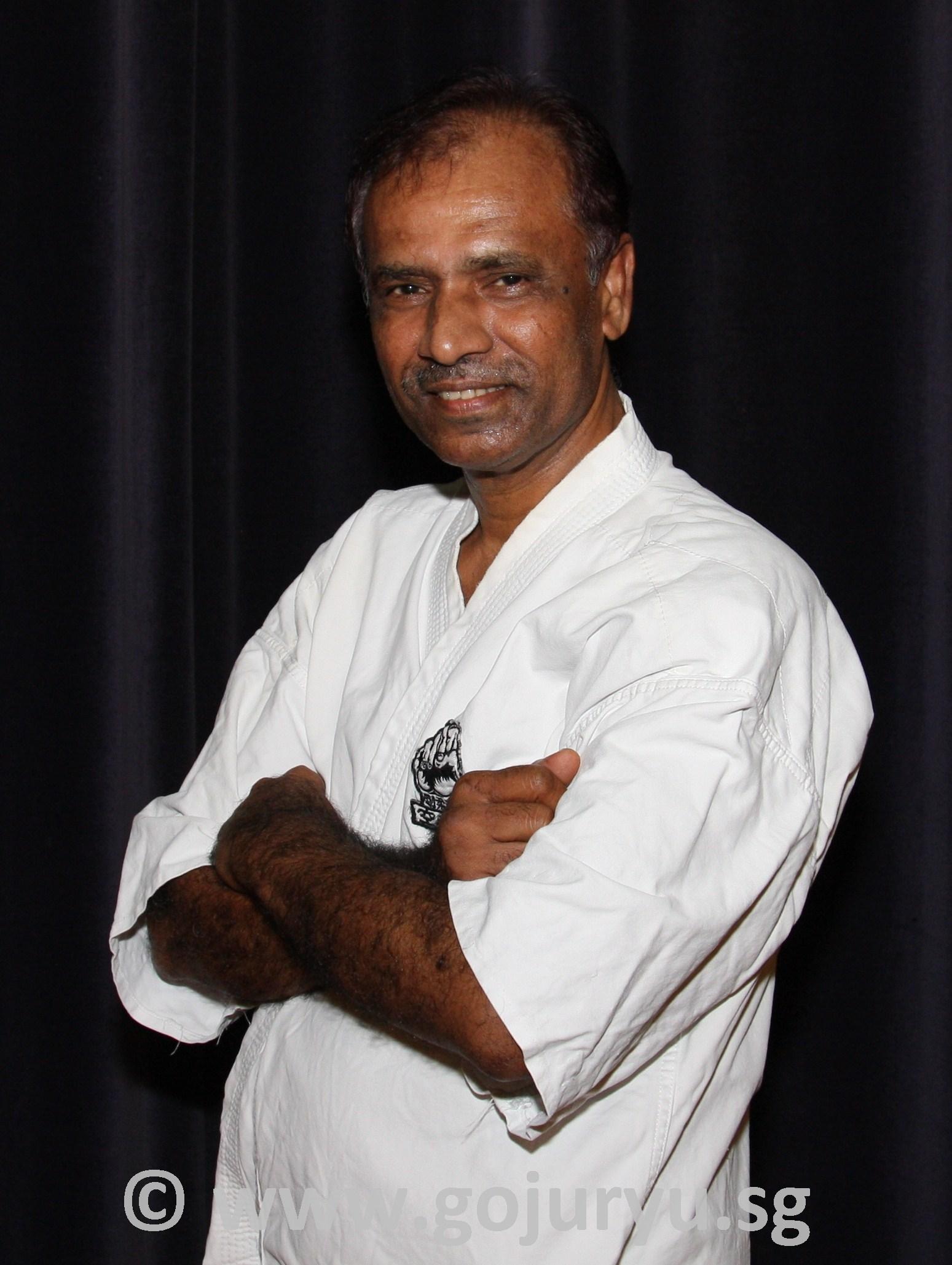 Sensei Gopal