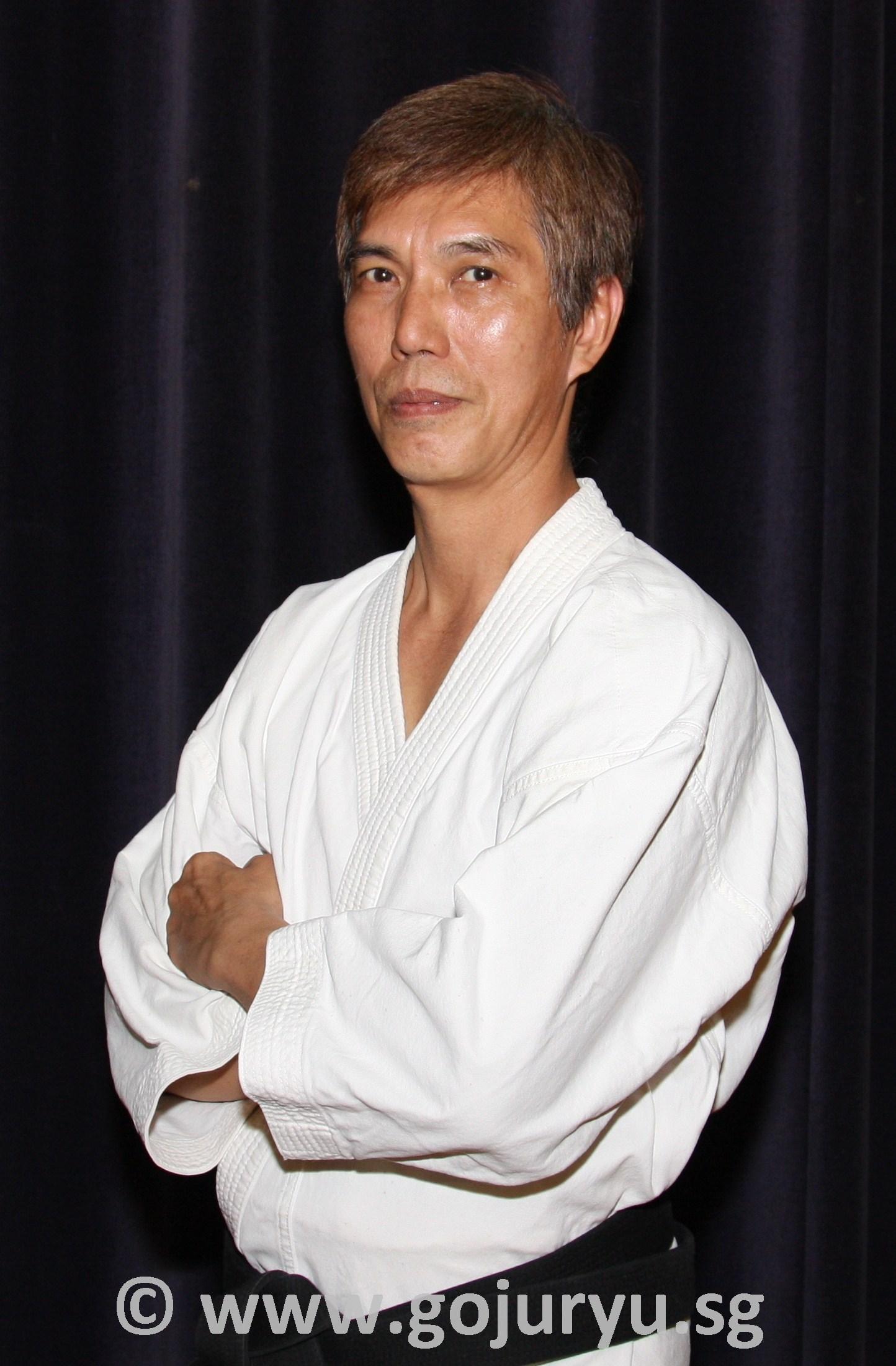 Sensei William Seng